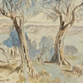 Edward Lear, Drawing March 2021