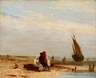Coast Scene, Le Havre, Normandy -