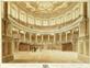 The Interior of the Sheldonian Theatre, Oxford -