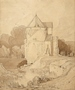 The Machard Tower or Tour au Massacre, Caen -