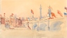 The Opening of New London Bridge 1831 -