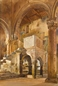 The Pulpit of the Church of Santa Maria Maggiore, Tuscania, Italy -