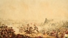 The Battle of Waterloo, 18th June 1815 -