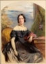 Portrait of Mrs Anne Walbanke-Childers of Cantley Hall, Yorkshire -