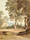 Figures in a Classical Landscape -